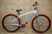 SE BIKES 2020 BIG FLYER 29 WHITE/RED