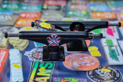 INDEPENDENT X THRASHER STAGE 11 PENTAGRAM TRUCKS 169MM