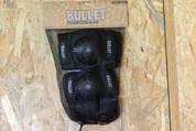 BULLET COMBO PAD SET JUNIOR BLACK