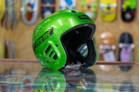 Pro-Tec x S/&M Bikes Full Cut BMX Skate Helmet Black or White RRP £59.99