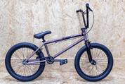 2021 KINK GAP XL GLOSS RAW COPPER BMX BIKE