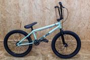 "2021 UNITED RECRUIT JR BMX BIKE FLAT MINT 18.5"" TT"