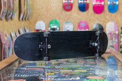 BLANK CUSTOM SKATEBOARD 7.75 BLACK