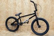 "2021 UNITED RECRUIT JR BMX BIKE BLACK 20"" TT"