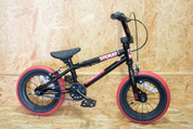 """STOLEN AGENT 12"""" BMX BLACK/RED"""