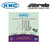 KMC X10L 10 SPEED CHAIN