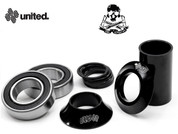 UNITED 19MM MID BOTTOM BRACKET