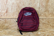 VANS OLD SKOOL BACK PACK RED/BLACK
