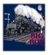 Big Boy T-shirt - Adult