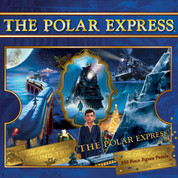 The Polar Express 550 Piece Jigsaw Puzzle