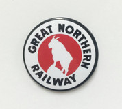 Great Northern Railway Magnet