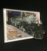 "National Railroad Museum - Union Pacific ""Big Boy"" Magnet"
