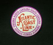 Atlantic Coast Line Magnet