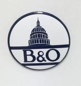 Baltimore & Ohio (B&O) Magnet
