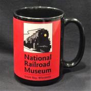 National Railroad Museum Mug (Multiple Colors)