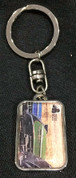 Eisenhower Engine Keychain