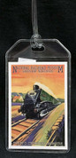 Dwight D. Eisenhower Luggage Tag