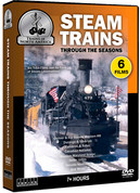 Steam Trains Through The Seasons