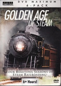 Golden Age of Steam: 4-DVD Set