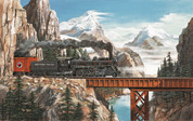 Summit Pass 550-piece Puzzle by SunsOut