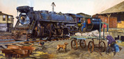 The Unwelcome Passenger 1000-Piece Jigsaw Puzzle by SunsOut