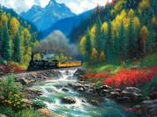 Durango Silverton 1000-Piece Jigsaw Puzzle by SunsOut
