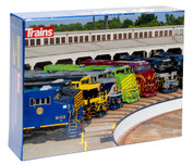 Trains® Norfolk Southern Heritage Units 550-Piece Puzzle
