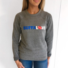 Buffalove Football Sweatshirt