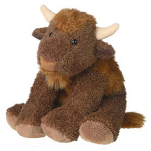 Buffalo Stuffed Animal