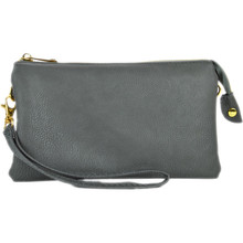 Perfect Core Clutch Dark Grey