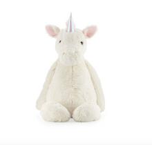 Small Bashful Unicorn Stuffed Animal