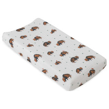 Buffalo Bison Changing Pad Cover