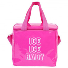 Ice Ice Baby Neon Cooler