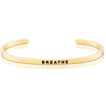 Breathe Mantraband Bracelet