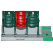Red Seat At Fenway Park