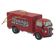 Benny's Delivery Truck