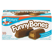 Box of Funny Bones Ornament