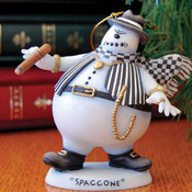 "Italian Slang ""Spaccone"""