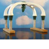 Pine Cone Arch