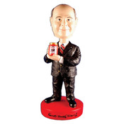 "Buddy Cianci Bobblehead 7"" tall"