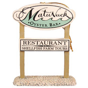 Matunuck Oyster Bar ornament