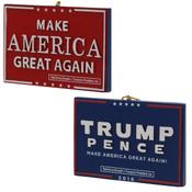 Trump Pence Ornament