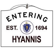 Entering Hyannis