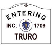 Entering Truro
