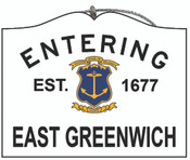 Entering East Greenwich