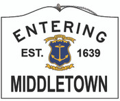Entering Middletown