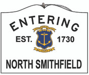 Entering North Smithfield