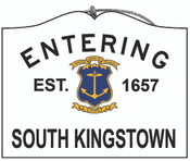 Entering South Kingstown