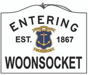 Entering Woonsocket