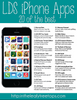 Guide to LDS iPhone Apps